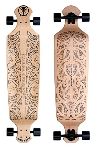 Kahuna Creations Master-Crafted Longboards High Performance for All Skill Levels DropDeck Haka Pohaku Bombora Shaka Funboard