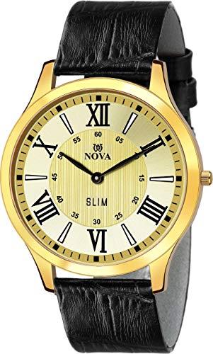 NOVA Men #39;s Slim Series Analog Watch