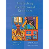 Including Exceptional Students: A Practical Guide for Classroom Teachers, Canadian Edition
