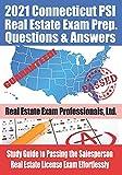 2021 Connecticut PSI Real Estate Exam Prep
