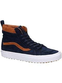 cc9060a15b Vans Classic SK8-HI MTE Sneaker Skate Leather Winterboots VN0A33TXUCB Blue