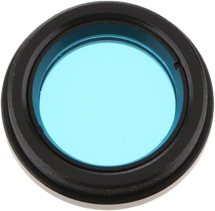 Telescope Moon Filter Lunar Film Astronomy Photography Accessory 1.25