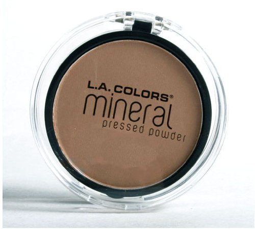L.A. COLORS MINERAL PRESSED POWDER MP309 SAND by L.A. Colors