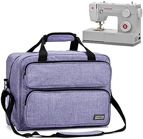 Homest - Funda de transporte para máquina de coser, bolsa ...