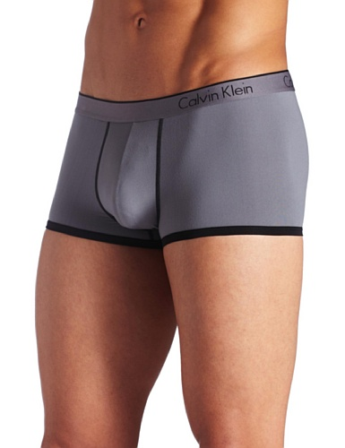 Calvin Klein ck One Men's Micro Low Rise Trunk, Spear, X-Large