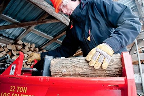 DIY Plans Build your own 20 ton Log Splitter Fun to build! Save money!