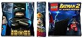 xbox 360 slim side cover - LEGO Batman 2: DC Super Heroes Game Skin for Xbox 360 Slim Console