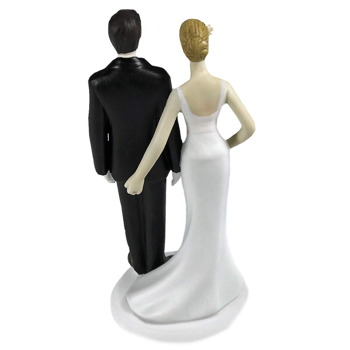 Loving Pinch Bridal Couple Figurine Wedding Cake Topper All Things Weddings