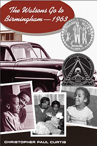[Christopher Paul Curtis] The Watsons Go to Birmingham-1963 (Newbery Honor Book)【1995】 Christopher Paul Curtis (Author) Hardcover (Author Of The Watsons Go To Birmingham)