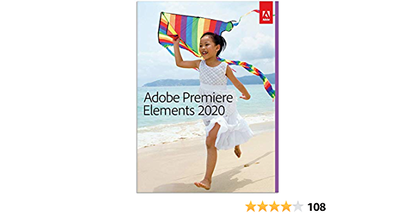 [OLD VERSION] Adobe Premiere Elements 2020 [PC/Mac Disc]