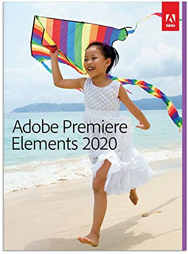 Adobe Premiere Elements 2020 [PC Online code] (Windows Video Editing Software)