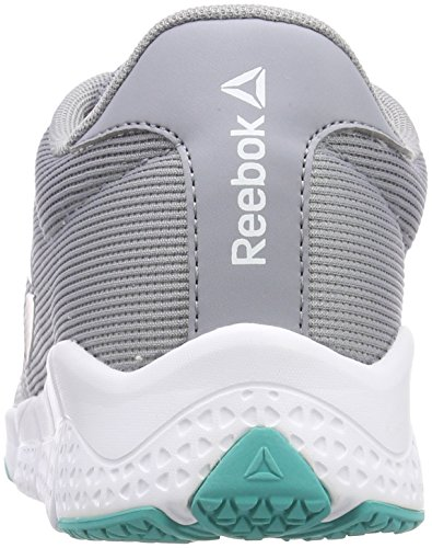 Trainflex White Solid Cool Fitness Women's 2 Teal Shadow 0 Opal Shoes Reebok White gwzRq5v