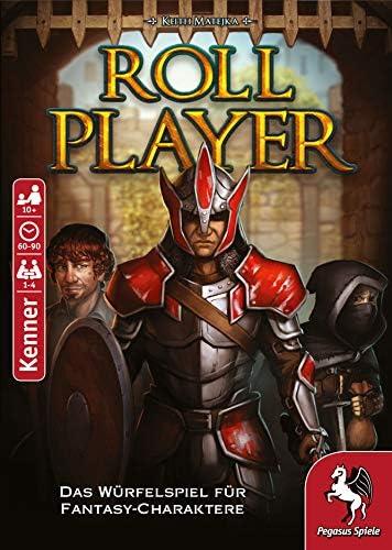 Roll Player (deutsche Ausgabe): Amazon.es: Juguetes y juegos