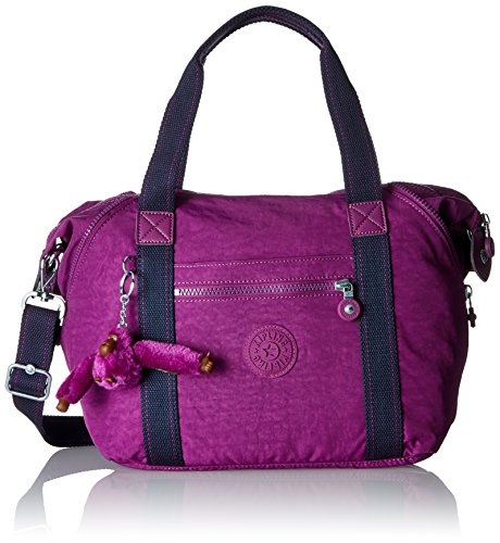 Kipling Art S - Bolsos maletín Mujer Rosa (Urban Rosa C)