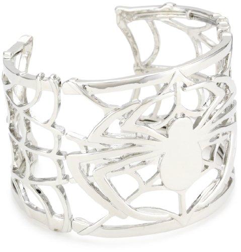 Marvel Comics Spider-Man Web Cuff Bracelet