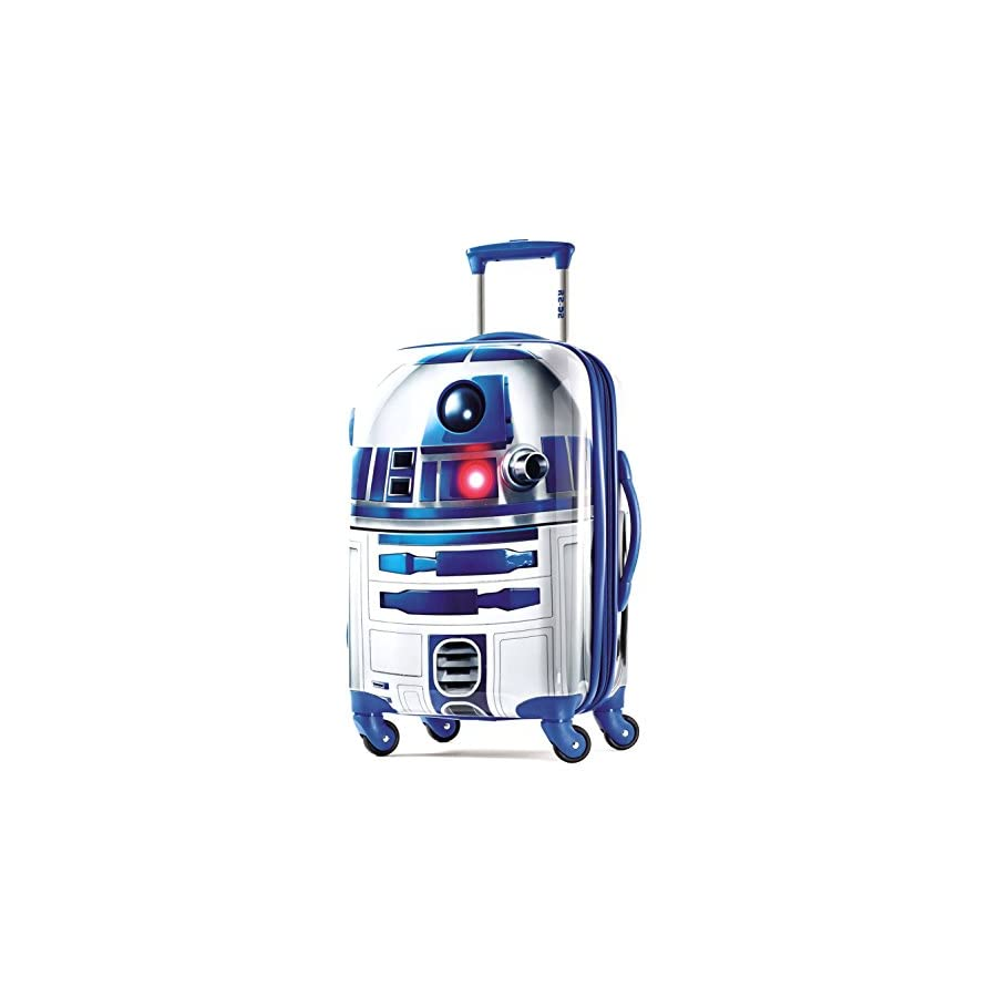 American Tourister Star Wars 21 Inch Hard Side Spinner, Multi, One Size
