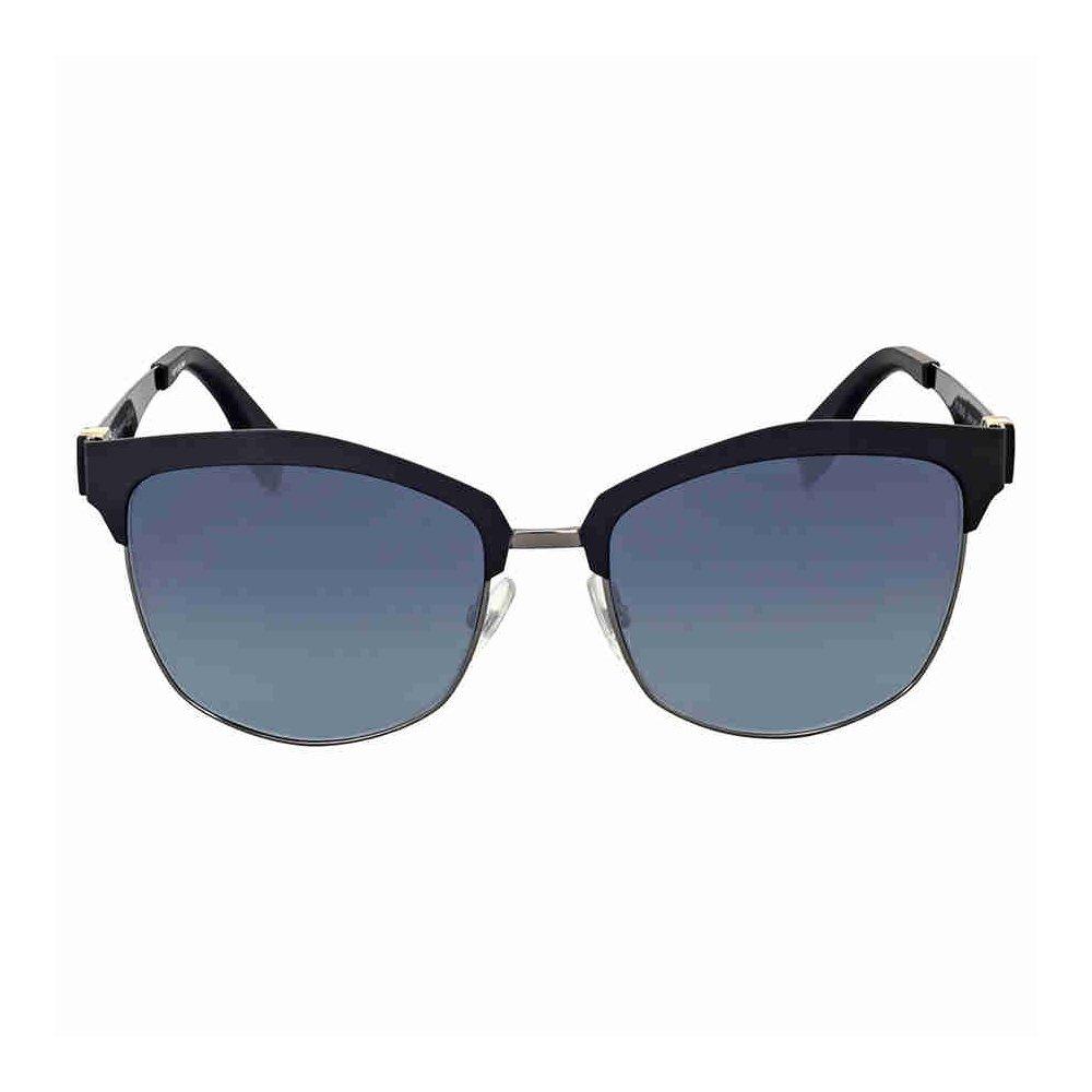 Amazon.com  Fendi Black Ruthenium Sunglasses  Shoes 71b7355fec4a3