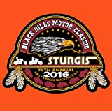 eagle feather fan - 2016 STURGIS RALLY 76th ANNIVERSARY DRK EAGLE FEATHER STURGIS RALLY BIKER PATCH for Accessories - Bags/Purses, Apparel - Coat/Jacket, Apparel - Jeans/Pants, Children, Crafts