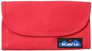 KAVU Big Spender Wallet, Tigerlily, One Size