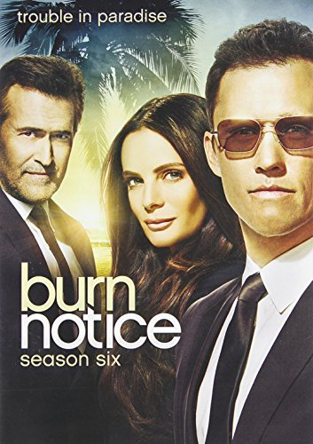 Burn Notice: Season 6 -  DVD