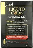 Qunol Ultra High Absorption All Natural Liquid CoQ10 100mg, Orange Pineapple, 20 oz Bottle (Pack of 3)
