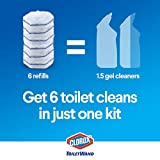 Clorox ToiletWand, Disposable Toilet Cleaning