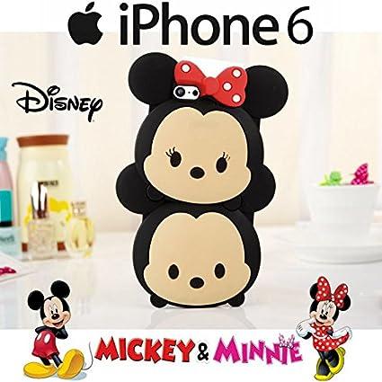 cover iphone 6 minnie e topolino
