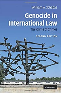 The Crime of Destruction and the Law of Genocide (International and Comparative Criminal Justice)