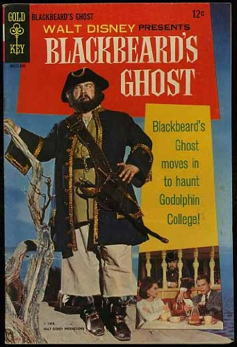 Walt Disney Presents Blackbeard's Ghost