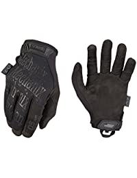 Mechanix Wear - Original 0.5mm High Dexterity Covert Tactical Gloves (Medium, Black)
