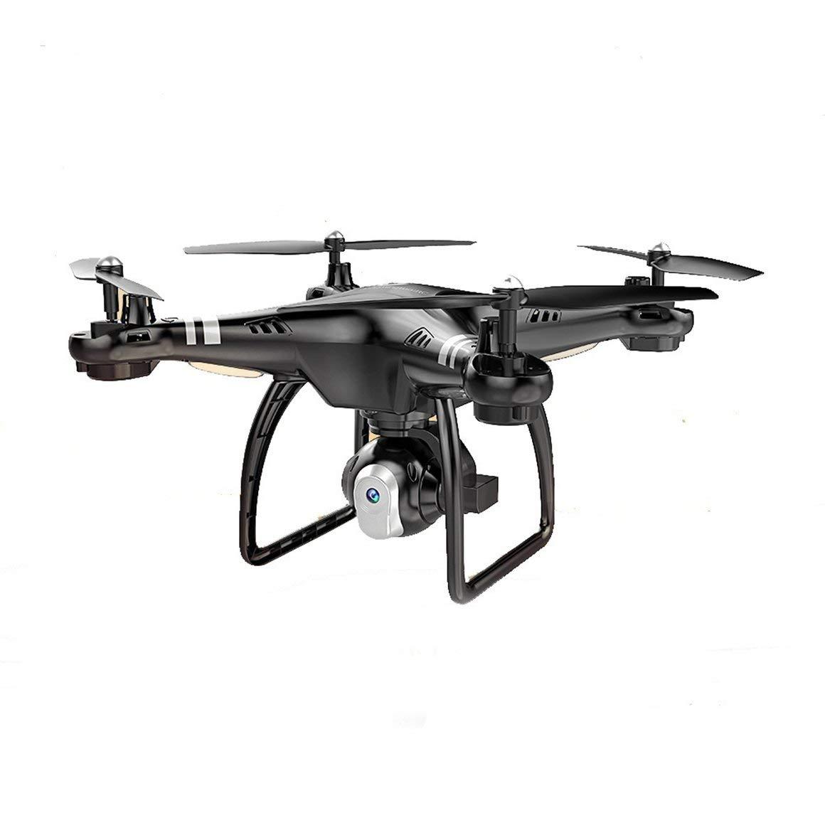 Funnyrunstore X8 RC Drone con HD Cámara de 3MP Altitud Mantenga sin Modo Modo 2.4G RC Quadcopter (Color: Negro)