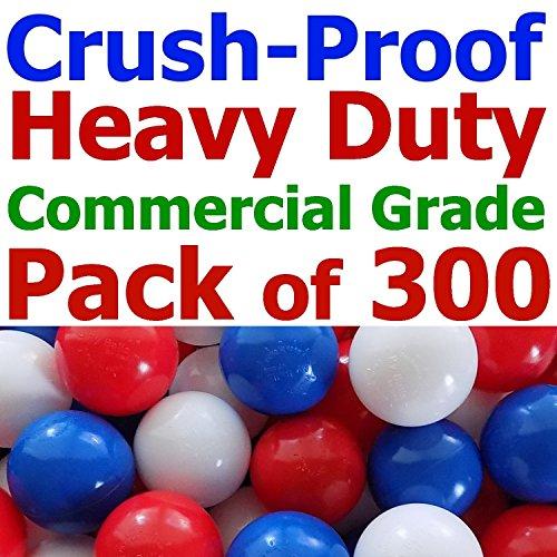 (My Balls Pack of 300 Jumbo 3