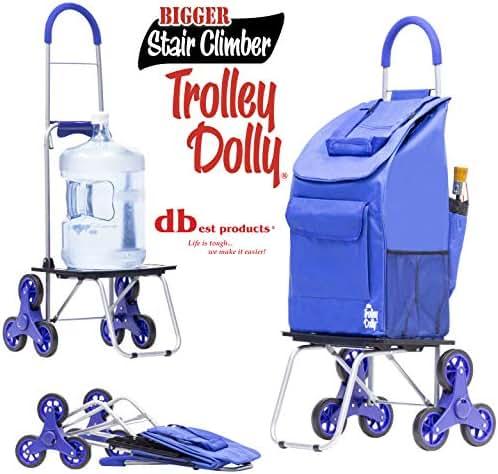 7c4b2c9d1111 Mua trolley climbing stairs - New trên Amazon Mỹ chính hãng giá rẻ ...