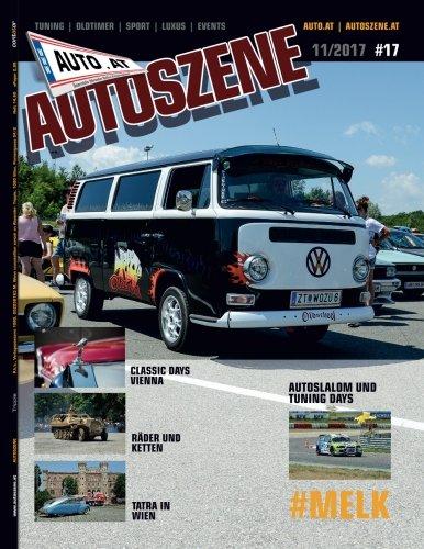 Read Online Auto.At Autoszene #17: Tuning, Oldtimer, Sport, Luxus, Events (Volume 17) (German Edition) ebook