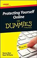 AARP Protecting Yourself Online For Dummies Front Cover