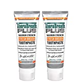 TheraBreath Plus Maximum-Strength Toothpaste, 4