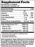 Physician Recommended Nutriceuticals PRN Omega