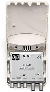 MODULADOR TV DBL BANDA VHF / UHF PARA INTERIOR ...