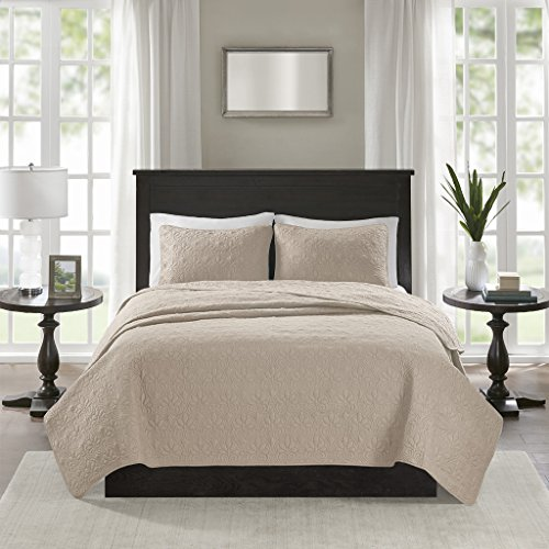 Madison Park Quebec Coverlet Mini Set