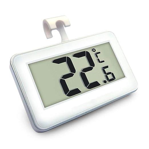 Nevera Termómetro Digital nevera termómetro, digital Impermeable ...