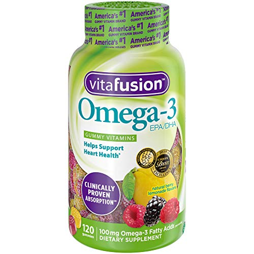 omega oil gummies - 1