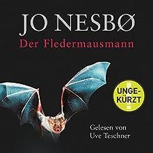 Der Fledermausmann (Harry Hole 1) Hörbuch von Jo Nesbø Gesprochen von: Uve Teschner