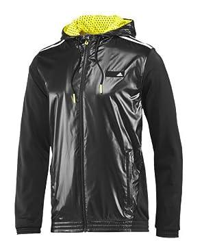 Adidas Chaqueta de chándal TS Young Talla 4 - 174 L w62472 Negro ...
