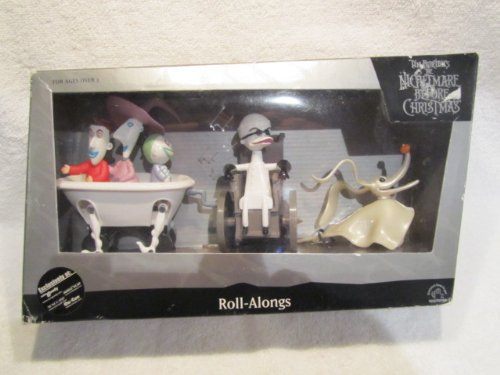 The Nightmare Before Christmas - Roll-Alongs
