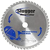 Jancy Slugger MCBL09-SS Stainless Steel Cutting Saw Blade, 9'' Diameter, 48 Teeth