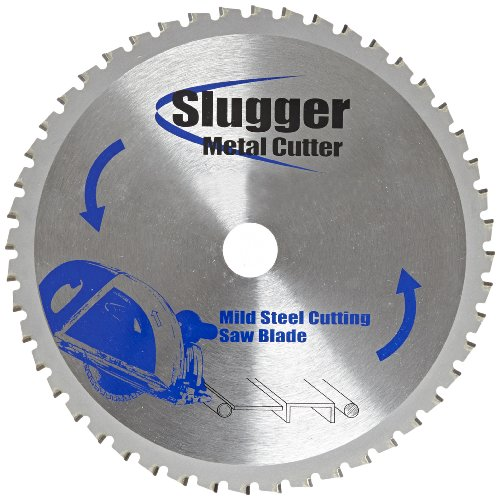 Jancy Slugger MCBL09-SS Stainless Steel Cutting Saw Blade, 9'' Diameter, 48 Teeth by Jancy
