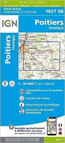 Livres gratuits en ligne Poitiers/Chauvigny : 1827sb pdf