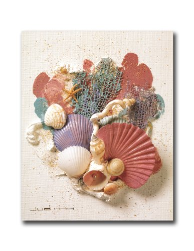 Ocean Starfish Sea Shell Beach Bathroom # 3 Wall Picture 8x10 Art Print