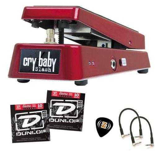 DUNLOP SW95 Cry Baby Slash Signature Wah Wah - Slash Pedal