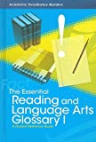 The Essential Reading and Language Arts Glossary I, Red Brick Learning, 142963054X